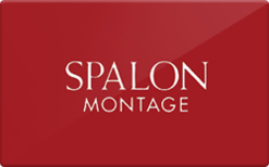 Sell Spalon Montage Gift Card