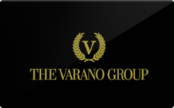 Sell The Varano Group Gift Card