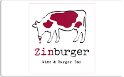 Sell Zinburger Wine & Burger Bar (AZ Only) Gift Card