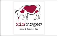 Buy Zinburger Wine & Burger Bar Gift Card