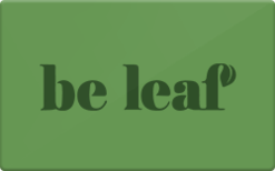 Sell Be Leaf Gift Card