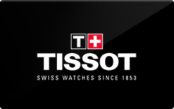 Sell Tissot Gift Card