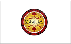 Buy Mughlai Fine Indian Cuisine Gift Card