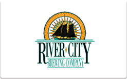Sell River City Brewing Company Gift Card