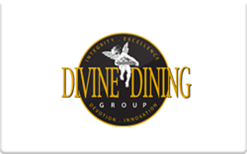 Sell The Divine Dining Group Gift Card