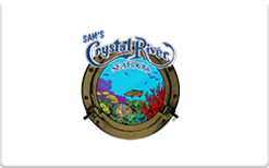 Buy Sam's Crystal River Seafood Gift Card