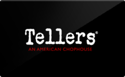 Sell Tellers Gift Card