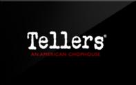 Buy Tellers Gift Card