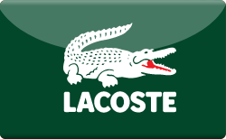 Buy Lacoste Gift Card