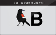 Buy Blackbird Framing Gift Card