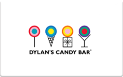 Buy Dylan's Candy Bar Gift Card