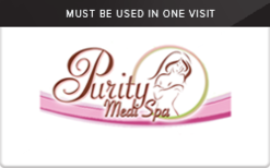 Sell Purity MediSpa Gift Card