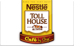 Sell Nestle Toll House by Chip Gift Card