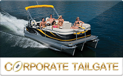 Buy Corporate Tailgate Boat Rentals Gift Card