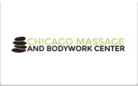 Chicago massage and bodywork center gift cards