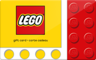 Buy Lego Gift Card