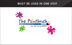 Sell The Paintbrush Gift Card