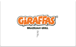 Sell Giraffas Gift Card
