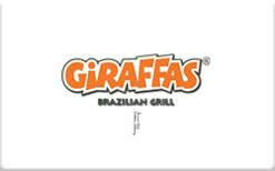 Buy Giraffas Gift Card
