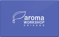 Buy Aroma Workshop Gift Card