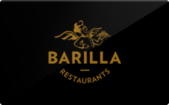 Sell Barilla Restaurants Gift Card