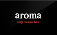 Buy Aroma Espresso Bar Gift Card