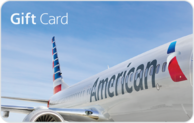 Buy American Airlines Gift Card