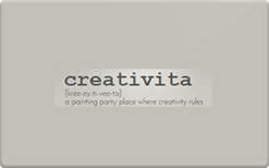 Sell Creativita Gift Card