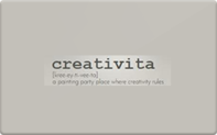 Buy Creativita Gift Card