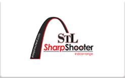 Sell STL SharpShooter Gift Card