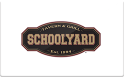 Buy Schoolyard Gift Card