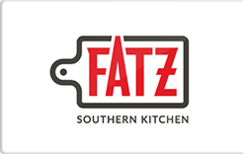 Sell Fatz Gift Card