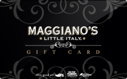 Sell Maggiano's Gift Card