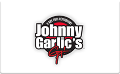 Sell Johnny Garlic's Gift Card