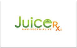 Sell JuiceRx Gift Card