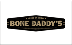 Sell Bone Daddy's Gift Card