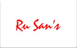 Sell Ru San's Gift Card