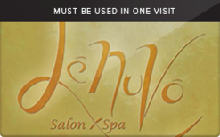 Buy Le NuVo Salon and Spa Gift Card
