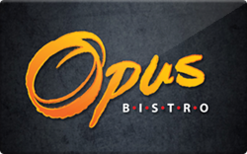 Sell Opus Bistro Gift Card