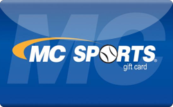 Buy MC Sports Gift Card