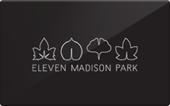 Buy Eleven Madison Park Gift Card