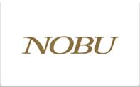 Buy Nobu Restaurants Gift Card