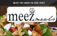 Buy Meez Meals Gift Card