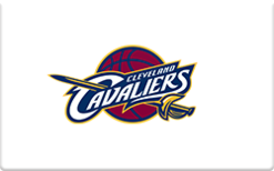 Sell Cleveland Cavaliers Team Shop Gift Card