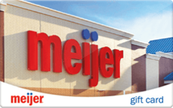 Sell Meijer Grocery Gift Card