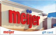 Buy Meijer Gift Card