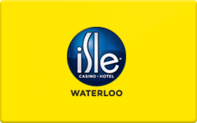 Buy Isle Casino Hotel Waterloo Gift Card