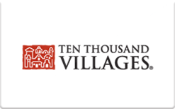 Sell Ten Thousand Villages Gift Card