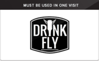 Buy DrinkFly Gift Card