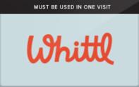 Buy Whittl Gift Card